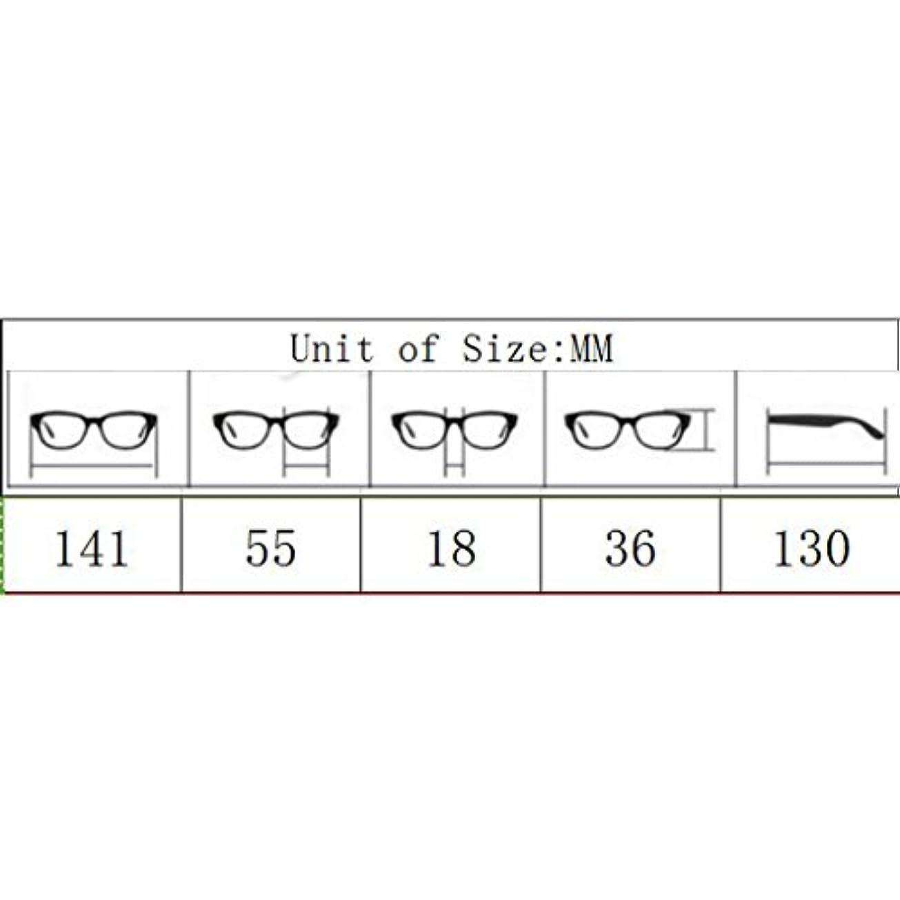 ダーリン立法スピンジャッキー近視メガネ-250度ユニセックスブラックフレーム近視メガネ-1-1.5 -2-2.5 -3-3.5 -4-4.5 -5.5-6