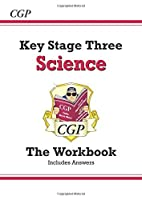 KS3 Science Workbook (with Answers) by Paddy Gannon(1999-12-14)