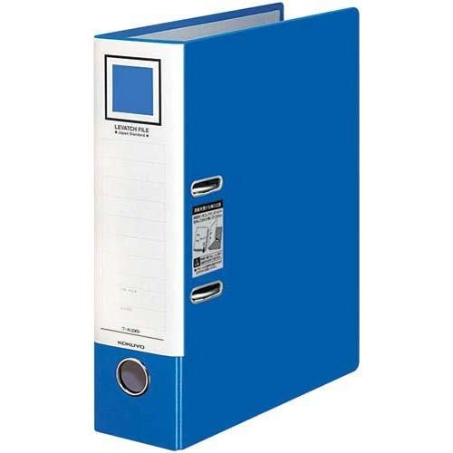 [해외]코쿠 레 배치 파일 A4 세로 등의 폭 76mm 파랑 5 권/Kokuyo batch file A4 Vertical width 76 mm Blue 5 volumes