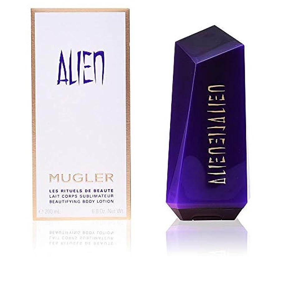 羊ボトル暫定Alien (エイリアン) 6.8 oz (200ml) Body Lotion ボディーローション EDP by Thierry Mugler
