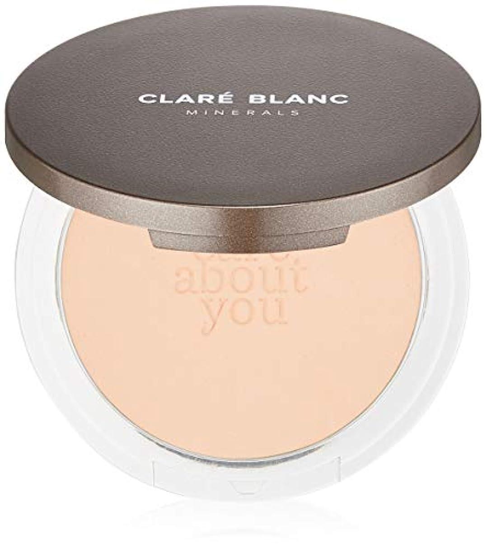 オペレーター虹請求CLARE BLANC(クラレブラン) ドリームプレストミネラルファンデ BEIGE330