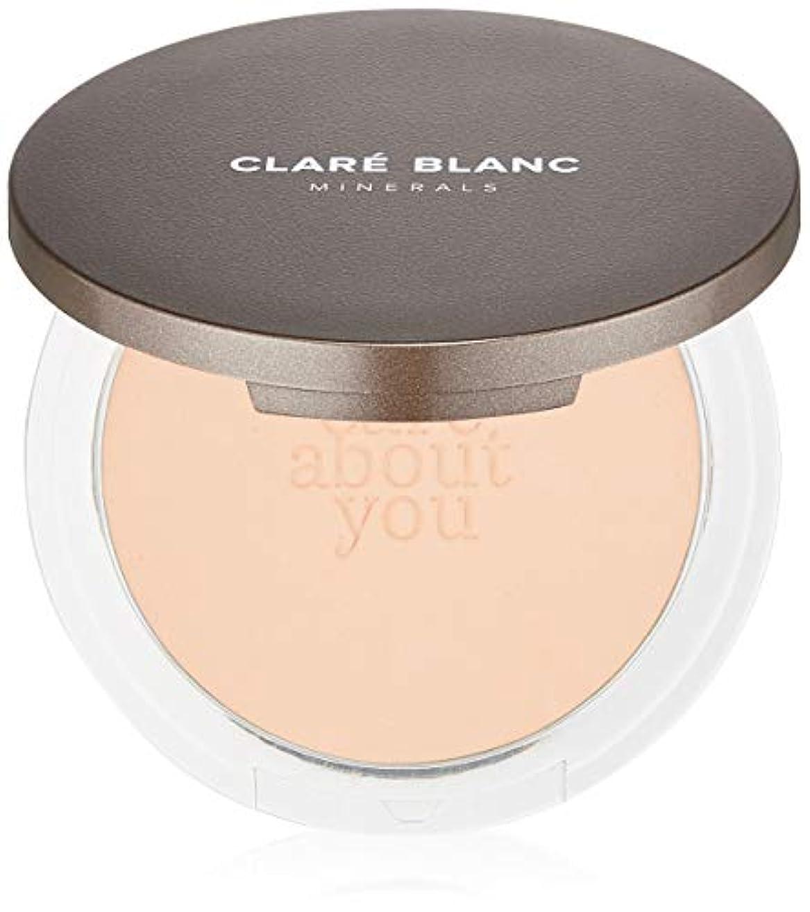 モチーフビスケット四分円CLARE BLANC(クラレブラン) ドリームプレストミネラルファンデ BEIGE330