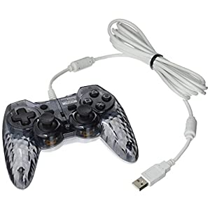 【PS3対応】ホリパッド3 ミニ クリアブラック