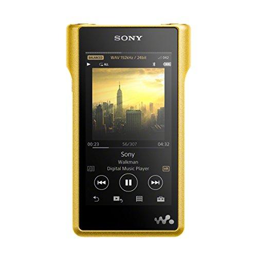 SONY デジタルオーディオプレーヤー ウォークマン WM1シリーズ ゴールド NW-WM1Z N