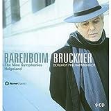 ダニエル・バレンボイム ブルックナー交響曲全集(9枚組) Barenboim Bruckner