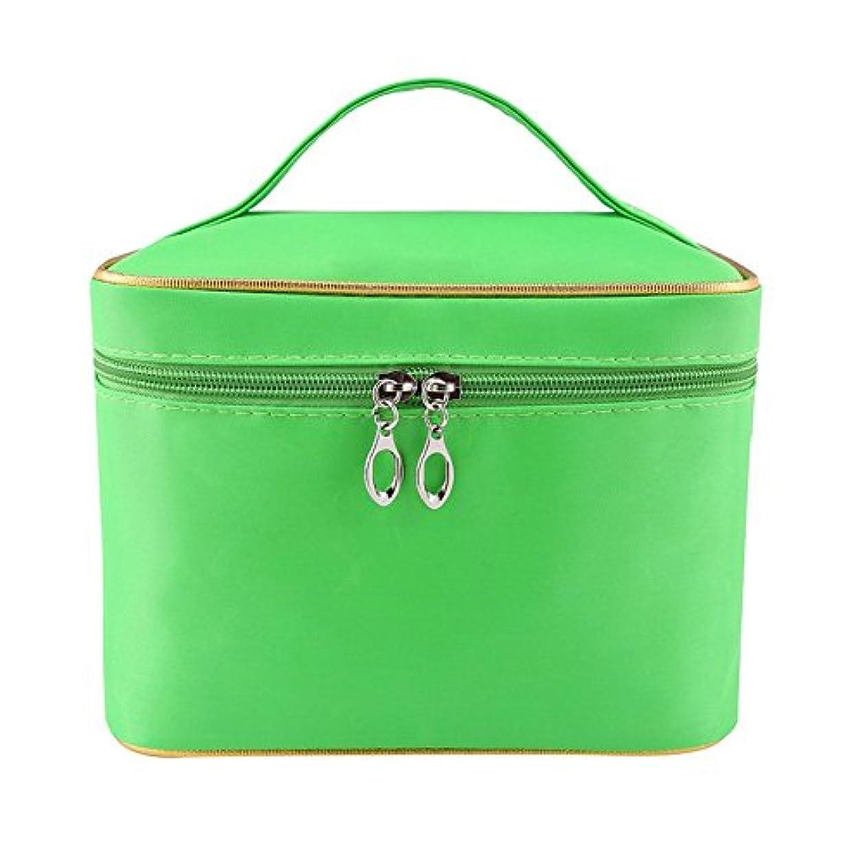 どのくらいの頻度でスイッチ横向きDRASAWEE(JP)レディース 大容量 コスメボックス 防水化粧バッグ 鏡付き 収納ケース 便利 ダブルファスナー メイクポーチ 小物入れ グリーン