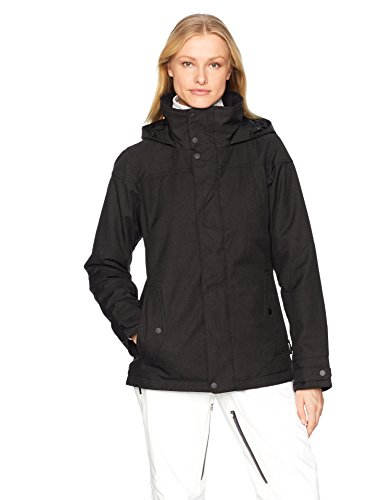 Burton Jet Set Jacket – Women 's Trueブラック, L