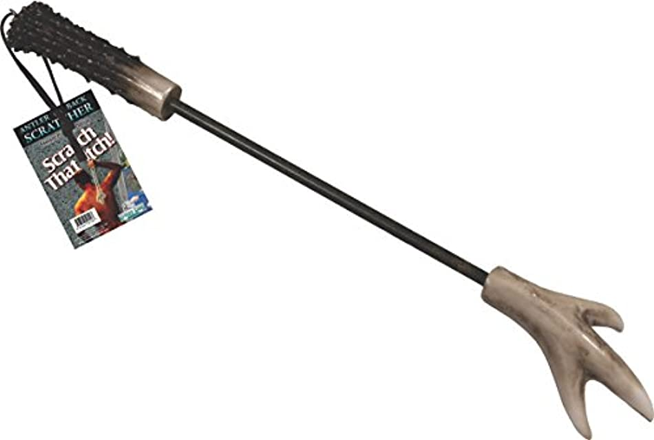 練習肥料近似Rivers Edge 521 Deluxe Deer Antler Back Scratcher