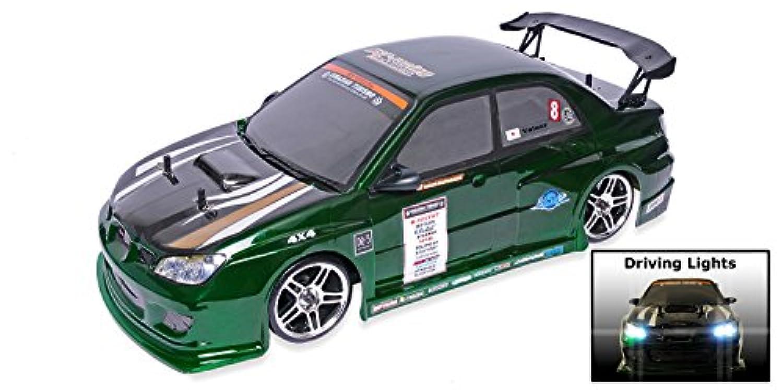 Night Rally Drift 1/10 RTR ドライビングライト付きモデル