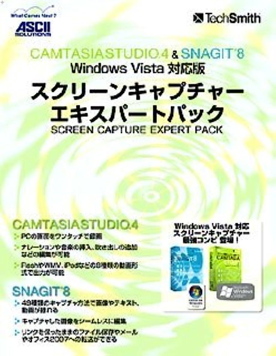 なんでもする一次Camtasia Studio 4J+SNAGIT 8J Windows Vista対応版 アカデミック