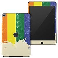igsticker iPad mini 4 (2015) 5 (2019) 専用 apple アップル アイパッド 第4世代 第5世代 A1538 A1550 A2124 A2126 A2133 全面スキンシール フル 背面 液晶 タブレットケース ステッカー タブレット 保護シール 000296