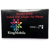 Kingmobile 【SIMロック解除アダプタ】 iOS8対応 ソフトバンクiPhone4S専用 Smartking-sb AX050SIM非対応