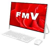富士通 デスクトップパソコン FMV ESPRIMO FHシリーズ WF1/B3(Windows 10 Home/23.8型ワイド液晶/Core i7/16GBメモリ/約256GB SSD + 約1TB HDD/Office Home and Business Premium/ホワイト)AZ_WF1B3_Z577/富士通直販WEBMART専用モデル