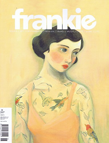 Frankie [Australia] No. 74 2016 (単号)の詳細を見る