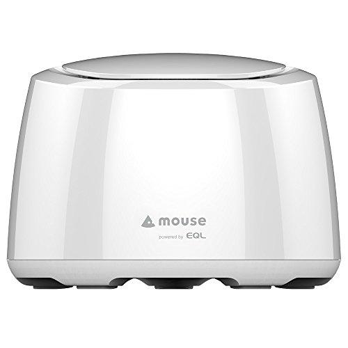 【追加オプション】mouse スマートホーム(IoT製品) PM2.5センサー 見えない空気の汚れを監視する PS01