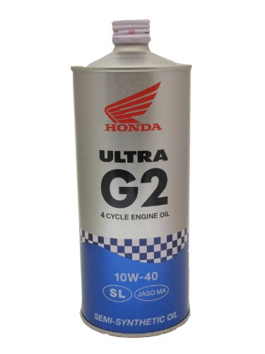 Honda(ホンダ) 2輪用エンジンオイル ウルトラ G2 ...