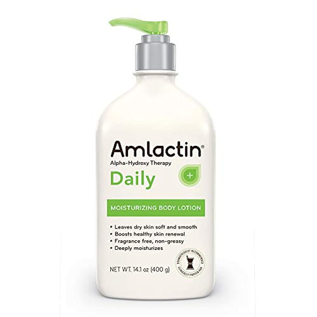 AmLactin 12% Moisturizing Lotion - 14 oz (400 gm)
