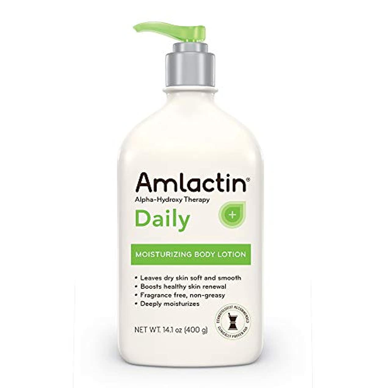 消すモルヒネ独裁AmLactin 12% Moisturizing Lotion - 14 oz (400 gm)