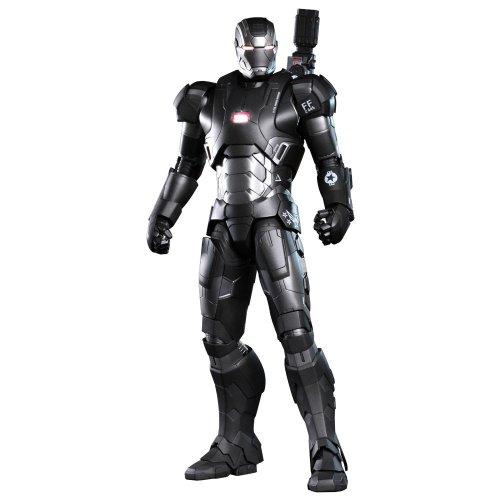 【トイサピエンス限定】【ムービー・マスターピース DIECAST】 『アイアンマン3』 1/6スケールフィギュア ウォーマシン・マーク2[ボーナスアクセサリー付き]
