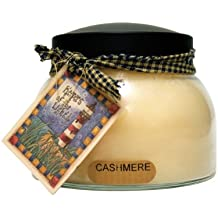 A Cheerful Giver Cashmere 22 oz. Mama Jar Candle