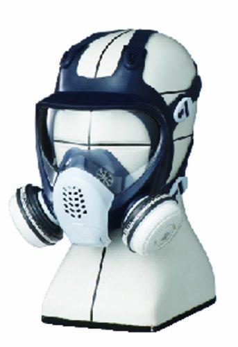 シゲマツTS防毒マスクGM185 GM185(フィルター別売り)