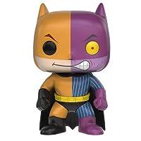 POP! DCコミックス バットマン トゥーフェイス版 約90mm ソフトビニール製 塗装済み 完成品 フィギュア