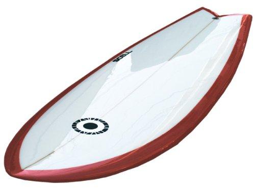 レトロフィッシュ5'10 赤●サーフボード《SCELL》 サーフィン