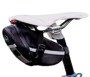 b-soul 自転車用 小型サドルバッグ 工具入れ ブラック 並行輸入品