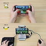 GameSir X1 BattleDockコンバータキーボードやモバイルゲーム用マウスアダプタ(カラー:シルバー)