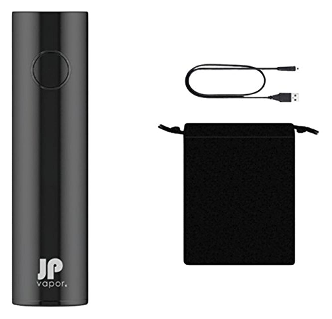 男性欠席劇作家JPvapor I-1600 Battery Set Black(jpvapor_i-1600batteryset_black)