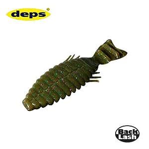 deps/デプス BULL FLAT/ブルフラット 3.8inch 28 スカッパノン 6本入