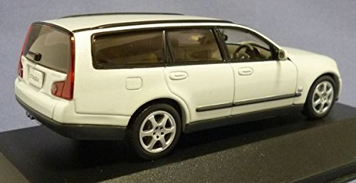 Jコレクション 京商 1/43 日産 ステージア 300RX ホワイト M35 JC15038W