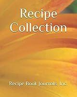 Recipe Collection (Recipe Book Journals, Inc.)