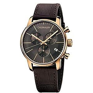 [カルバンクライン]CALVIN KLEIN 腕時計 City Chrono (シティ クロノ) K2G276G3 メンズ 【正規輸入品】