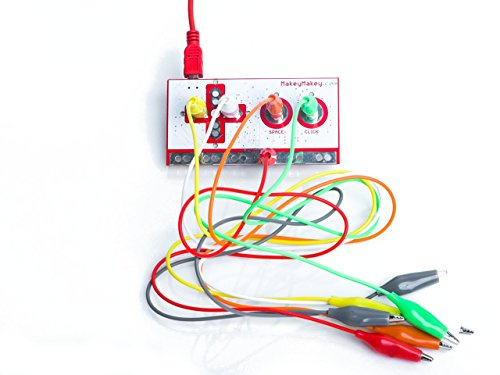 Makey Makey - An Invention Kit for Everyone - 電子工学 実験 発明キット