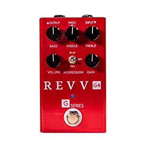 Revv Amplification G4ディストーションペダル