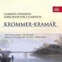クロンマー=クラマーシュ:クラリネット協奏曲,2 つのクラリネットのための協奏曲 [Import] (Krommer - Clarinet Concerto)