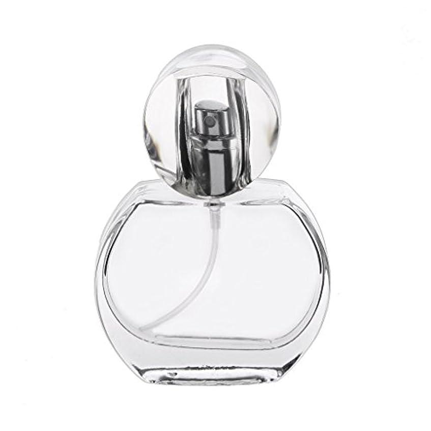 谷叱るびっくりするSGerste l クリスタル エンプティ 空 香水瓶 スプレーボトル アトマイザー 詰め替え 携帯便利 30m