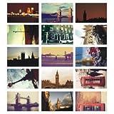 [Neustadt] オシャレ イギリス ロンドン  フォトカード ポストカード 30枚セット