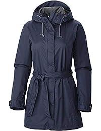 (コロンビア) Columbia レディース アウター レインコート Columbia Plus-Size Pardon My Trench Rain Jacket [並行輸入品]