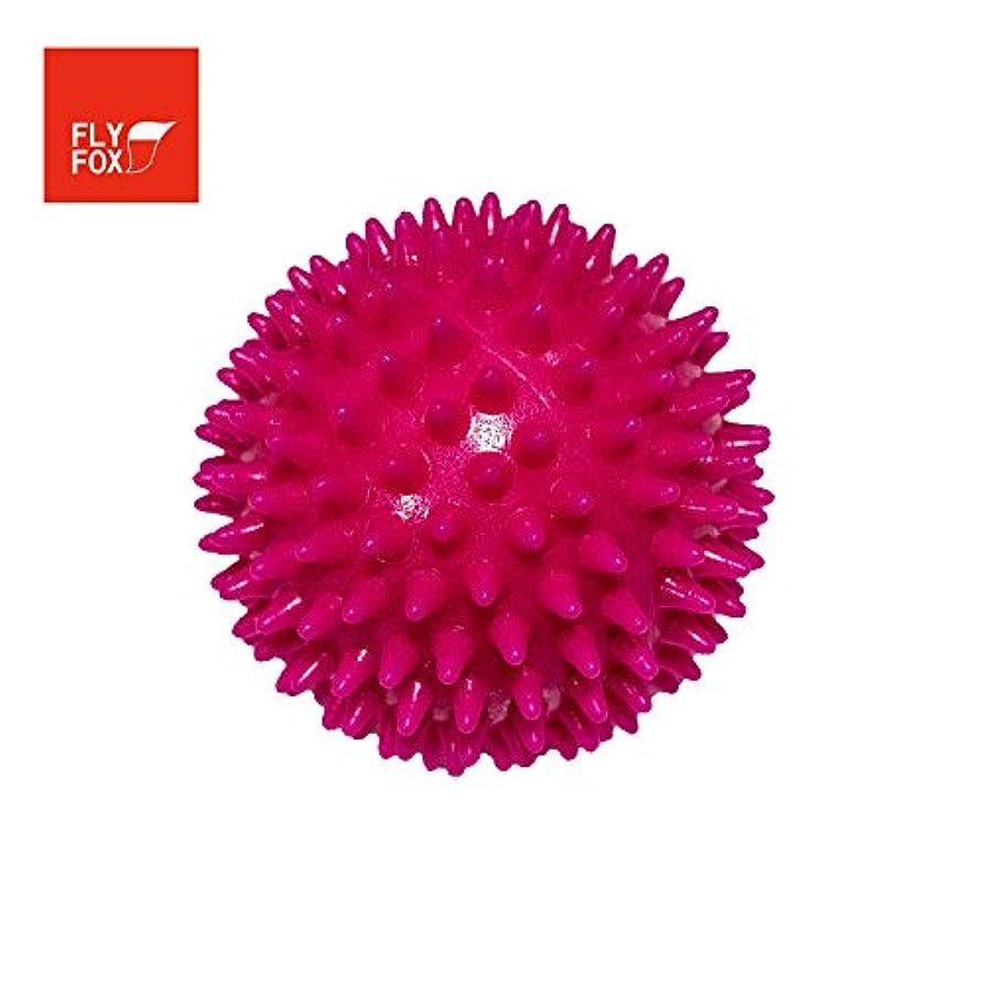 脅かすアシスタントスティックFLYFOX リフレクションボール (Shocking Pink)