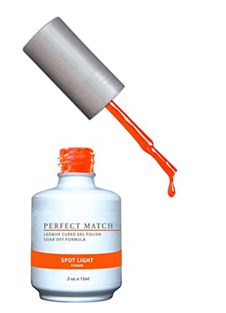 傷跡偽装する投資LeChat LECHATパーフェクトマッチマニキュア、 0.500オンス スポットライト
