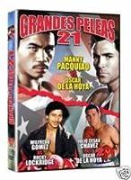 Vol. 21-Manny Pacquiao Vs Oscar De La Hoyadd [DVD] [Import]