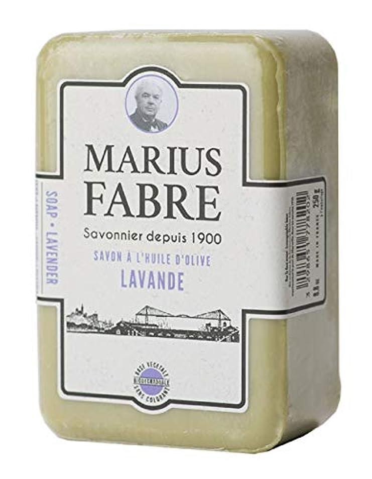 切り刻む財産狭いサボンドマルセイユ 1900 ラベンダー 250g
