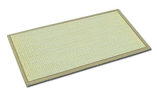 大島屋 ユニット畳 椿 い草 ふんわり フロアー畳 約41×82×1.5cm