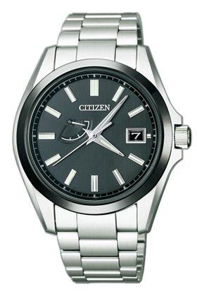 ザ・シチズン 腕時計 エコ・ドライブモデル 10年間メーカー保証 THE CITIZEN AQ1034-56E [正規品]