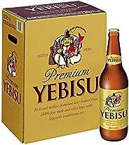 【父の日/中元/贈り物】サッポロ ヱビスビール大瓶セット [ 633ml×6本 ]
