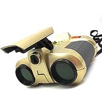 miaoma 4 x 30コンパクト双眼鏡ポップアップスポットライトナイトビジョンクリアBird Spotting望遠鏡子供のおもちゃギフト最適