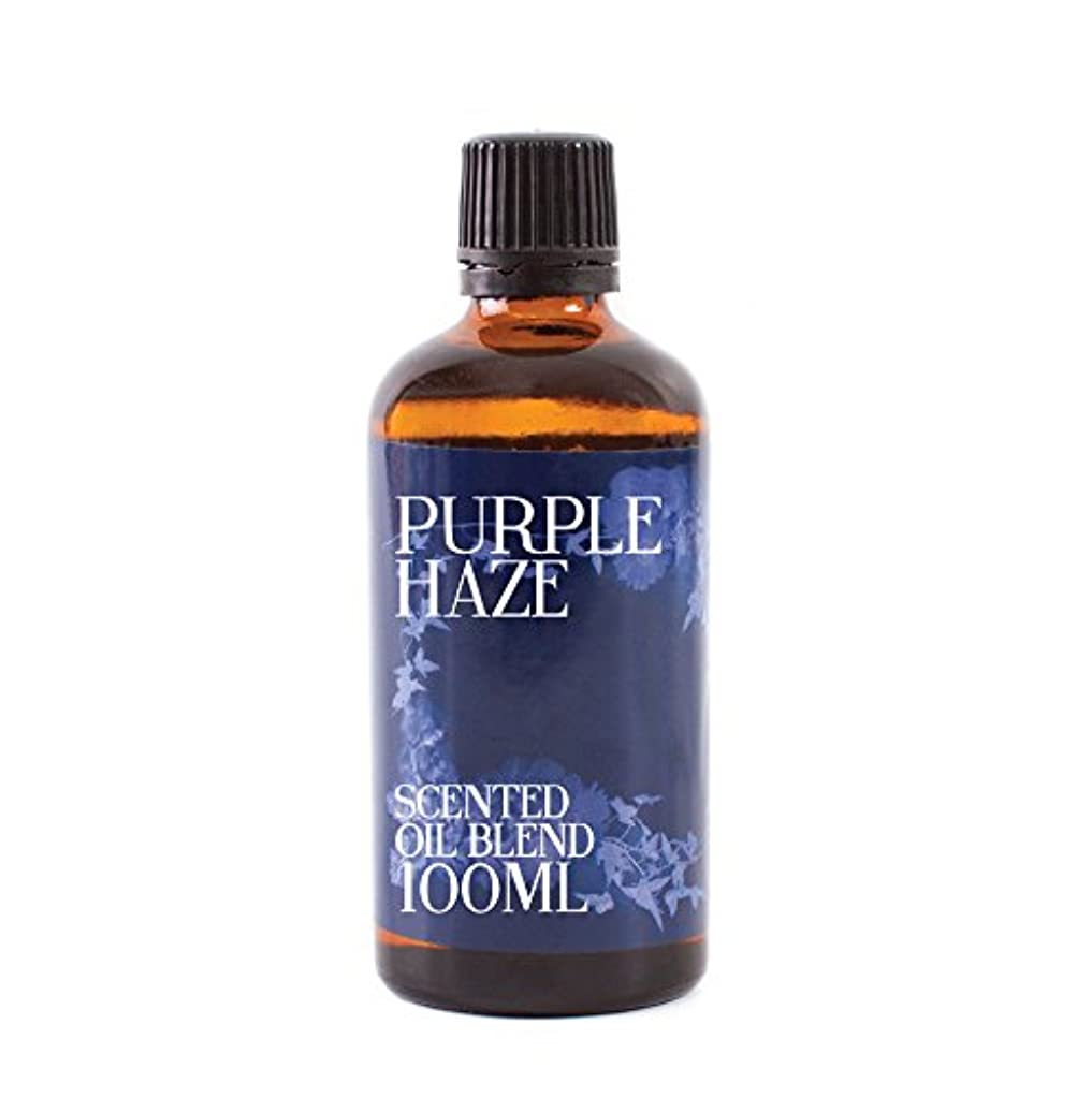 通知着陸シャープMystic Moments | Purple Haze - Scented Oil Blend - 100ml