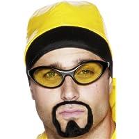 Rapper Yellow Lense Specs パラッパラッパーイエローレンズがつい仕様♪ハロウィン♪サイズ:One Size